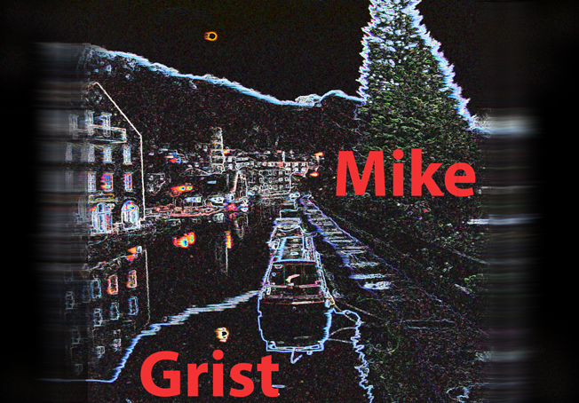 Mike Grist Thoughts Walking along the canal a 2AM